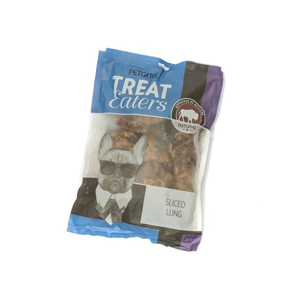 Petcare Treateaters Sliced Lung 200g