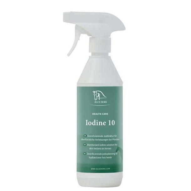 Blue Hors Iodine 10