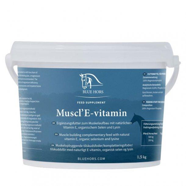 Blue Hors Muscl'E-vitamin 1,5 kg