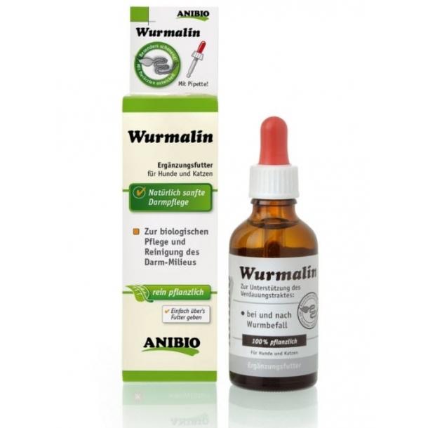 Anibio Wurmalin til Hund og Kat 50 ml