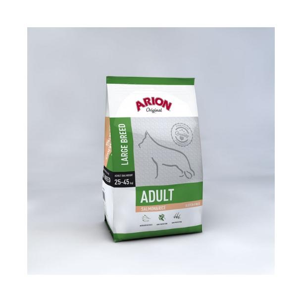 Arion Adult Large Laks & Ris 12 kg