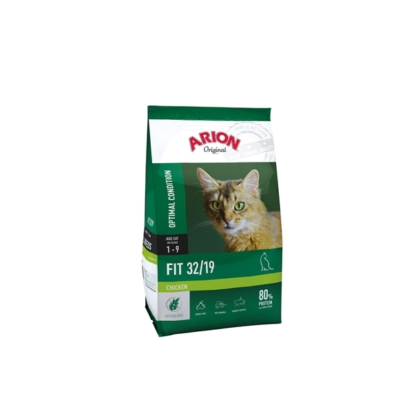 Arion Fit Optimal Growth Kattefoder 7,5 kg
