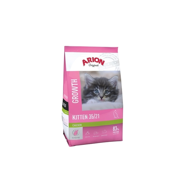 Arion Kitten Growth Killingefoder 7,5 kg