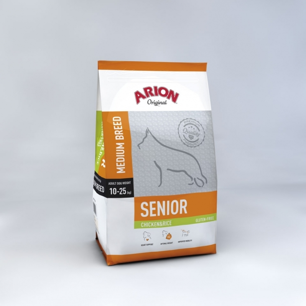 Arion Medium Senior 12 kg