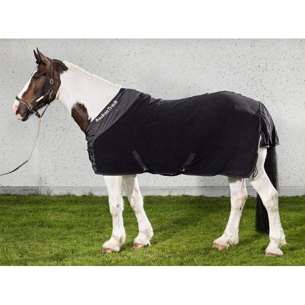 Back on Track Silver Line Fleecedækken til Hest