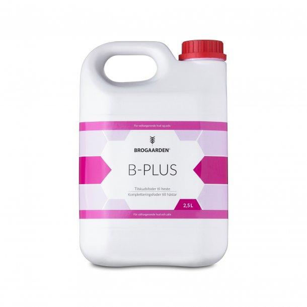 Brogaarden B-plus 2,5 liter