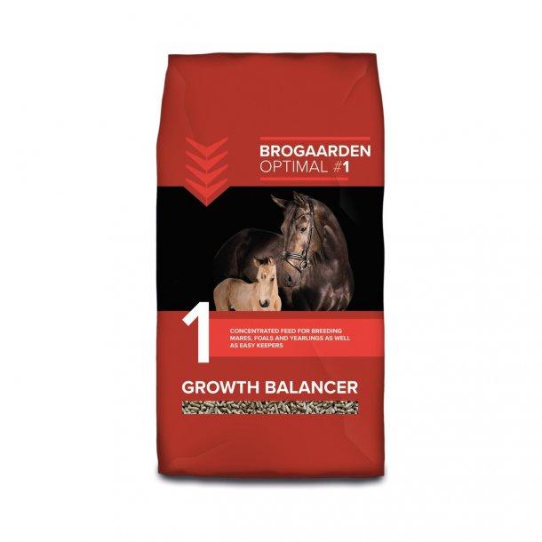 Brogaarden Optimal 1 - Growth Balancer 15 kg