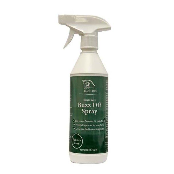 Blue Hors Buzz Of Spray