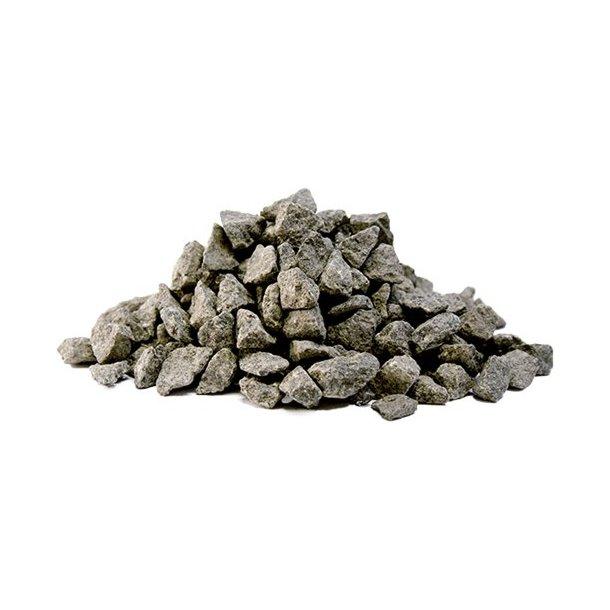 Granitskærver Sort Champost Bigbag 1 ton