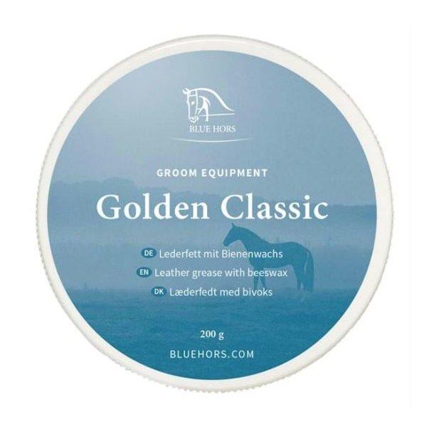 Blue Hors Golden Classic Læderfedt