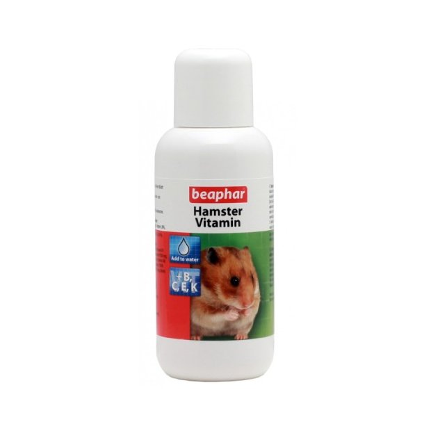 Petcare Beaphar Hamster Vitamin 75 ml