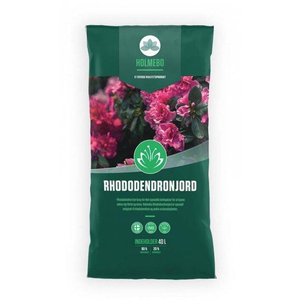 Holmebo Rhododendronjord