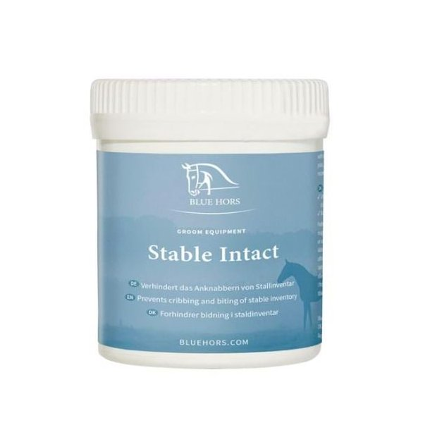 Blue Hors Stable Intact
